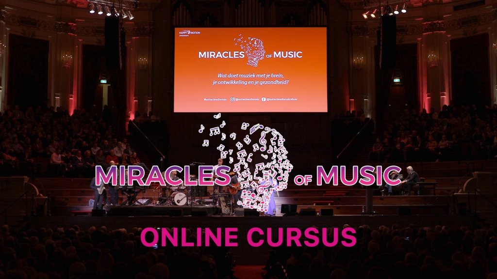 Miracles of Music online cursus